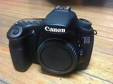 Canon EOS 60D 18.0 MP Digital SLR Camera | BODY ONLY | PERFECT CONDITION |
