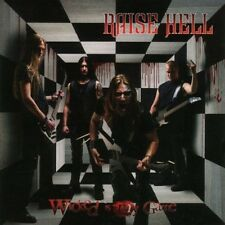 Raise Hell - Wicked Is My Game CD 2002 blackened thrash Sweden Nuclear Blast