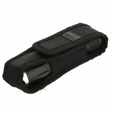 NYLON CREE 18650 ULTRAFIRE FLASHLIGHT TORCH BELT HOLSTER, BAG, POUCH HOLDER CASE