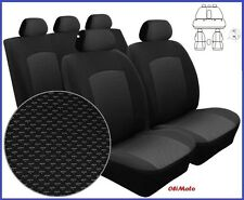 Tailored Full Set Seat Covers For Nissan Qashqai II 2013 - onwards (BL)