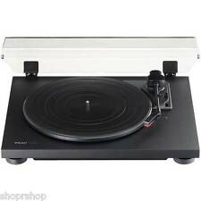 TEAC TN-100-B 3-Speed Analog Auto-Return Turntable NEW