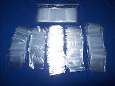 300 (2x2) Small Plastic ZIPLOCK Bags 2 MIL coin bag jewlery baggies NEW