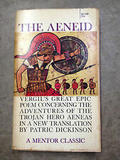 The Aeneid: A Mentor Classic (1961, Paperback) store#2787