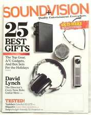 SOUND AND VISION MAGAZINE 25 BEST GIFTS TOP GEAR GADGETS AND BOX SETS VERY RARE!
