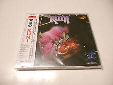 "Kuni ""Masque"" Japan cd 1986 Polydor W/Obi Kal Swan"