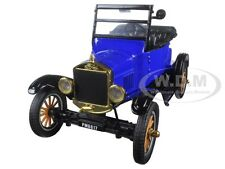 1925 FORD MODEL T RUNABOUT BLUE 1:24 DIECAST MODEL CAR BY MOTORMAX 79327