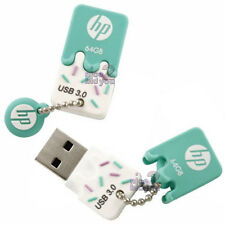 HP x778w 16GB USB 3.0 Flash Drive Storage Ice cream Sweety Cutie 16G U Pen Disk