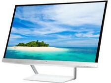 """HP 27xw White 27"""" 7ms (GTG) HDMI Widescreen LED Backlight LCD Monitor IPS"""