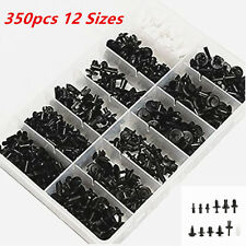 350pcs Car Trucks Pin Rivets Trim Clip Panel Bumper Body Interior Push Fastener