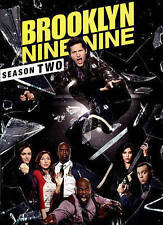 Brooklyn Nine-Nine: Season Two (DVD, 2015, 3-Disc Set)