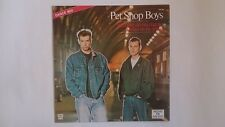"""PET SHOP BOYS Always On My Mind 12"""" Mexican in UNIQUE picture sleeve -RARE ISSUE"""