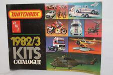 Matchbox Superfast Toy/ AMT Model Kits, 1981/82 Collectors Catalog, Original