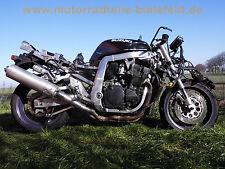 Ersatzteile parts Suzuki GSXR GSX-R 1100 W GU75C - Auspuff exhaust échappement