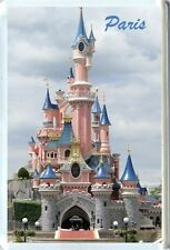 PARIS DISNEYLAND FRIDGE MAGNET