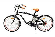 Refurbished Sun Cruzer Electric Beach Cruiser Bike 26inch Powered Bike