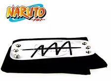 Naruto Zetsu Akatsuki Shinobi Headband Ninja Cosplay Anime US Seller