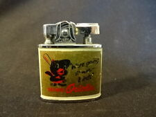 Old Vtg Omega The Baltimore Orioles Lighter We are Going To Win Birds Japan