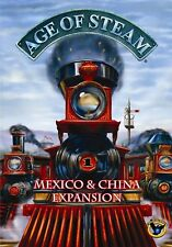 Age of Steam Expansion: China and Mexico