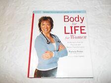 Body for Life for Women Pamela Peeke Fitness Book Hardcover