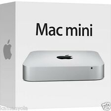 NEW 2014 Apple Mini MGEM2LL/A Desktop 2.7GHz i5 4GB 500GB HDD OS X Yosemite