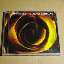 Jason Miles - 2 Grover With Love USA CD Sealed NEW Smooth Jazz #J02