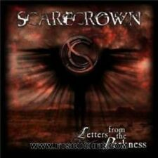 31121//SCARE CROWN FROM LETTERS THE DARKNESS CD NEUF SOUS BLISTER