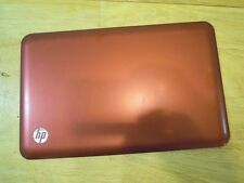 HP Mini 210-1191NR Wine Red Lid - LCD Back Cover (Only) #212-42