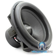 "SUNDOWN AUDIO X-18 D4 SUB PRO 18"" DUAL 4-OHM 1250W RMS LOUD BASS SUBWOOFER NEW"