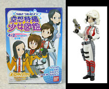 Ultra Heroine Figure GUTS Helmet ver. Ultraman TIGA Girls in Uniform BANDAI