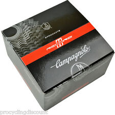 NEW 2017 Campagnolo RECORD 11 speed ULTRA Shift Cassette Fit Chorus: 12-27