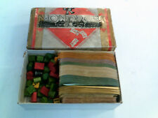 Box Of Vintage Monopoly Pieces, Cards & Money, Trusted Ebay Shop