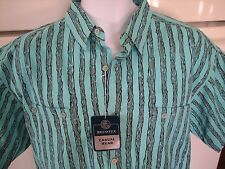 Becotex vintage 1980s casual shirt new wave fast times Valley Boy New nwt