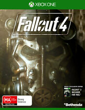 Fallout 4  - Xbox One game - BRAND NEW