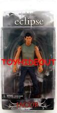 NECA TWILIGHT SAGA ECLIPSE MOVIE JACOB ACTION FIGURE SERIES 1 NEW SEALED RARE