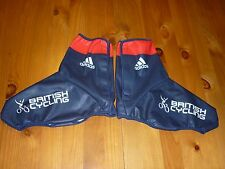 ADIDAS BRITISH CYCLING RACE OVERSHOES BRAND NEW IN BAG SIZE M-L. Tagged as XL