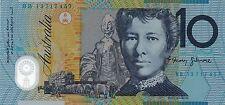 AUSTRALIA $10 Dollars 2013 Stevens/Parkinson P58g UNC Banknote