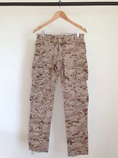 "MARK MCNAIRY ""NEW AMSTERDAM"" DIGITAL CAMO BROWN MILITARY PANTS 30"
