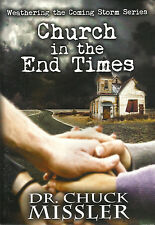 CHURCH IN THE END TIMES - DVD by Dr. Chuck Missler. **BRAND NEW**