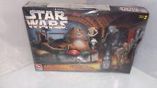 Star Wars Jabba The Hutt Throne Room Action Scene AMT ERTL Model