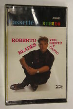 Roberto Blades Veo Siento y canto(Audio Cassette Sealed)