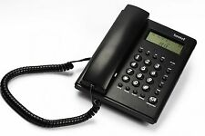 Beetel M52 Corded Landline Phone (Black) + BILL