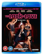The Look of Love NEW Cult Blu-Ray Disc Michael Winterbottom S. Coogan A. Friel
