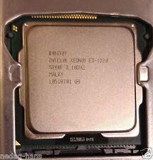 Intel Xeon e3 1220 3,1 GHz 4-procesador de núcleo CPU lg 1155