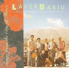 LAVER BARIU - Songs From The City Of Roses CD ** Excellent Condition **