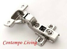 Cabinet Hardware Concealed Inset Hinge self close