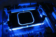 XSPC RayStorm CPU Water/Liquid Cooling Block w/ LEDs & Mounting Hardware (AMD)