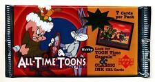 All-Time Toons Comic Trading Card Pack