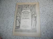 1915.Officium et missa pro defunctis.partition orgue.Wagner