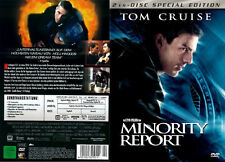 Minority Report, 2 DVD Special Edition, Regie Steven Spielberg, mit Tom Cruise