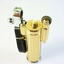 1PC Old style kerosene lighter mini flint lighter cool gift for friend